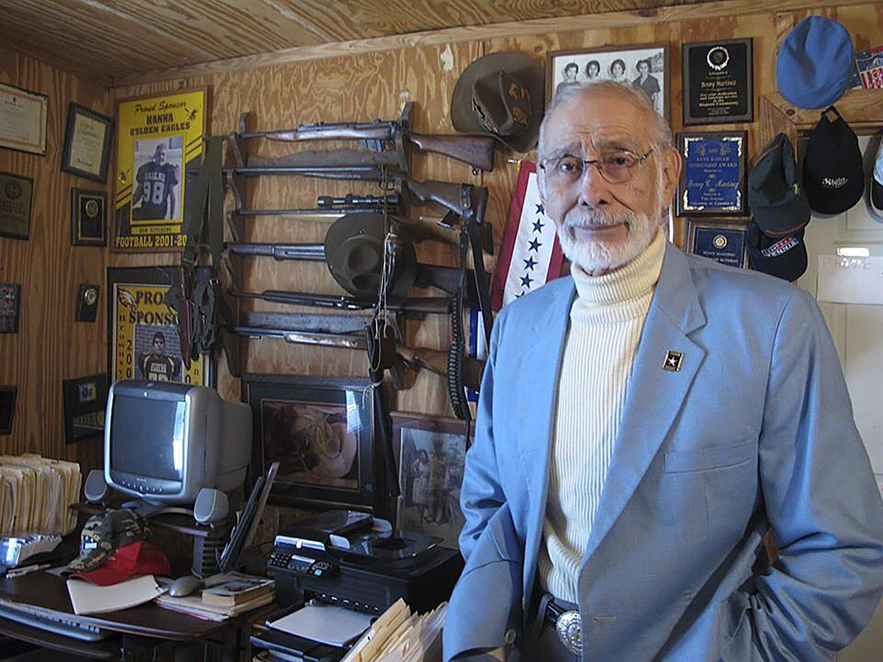 Benny Martinez, Latino civil rights leader, dies at 85