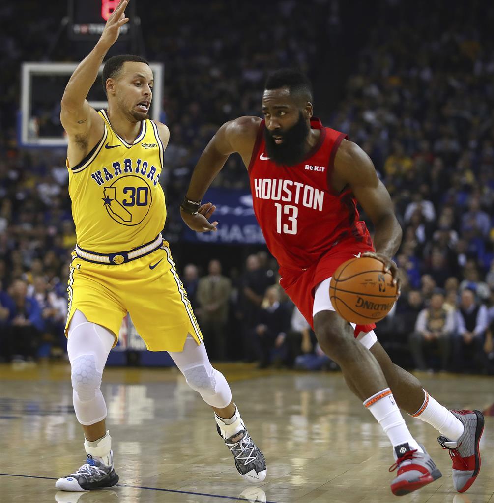 Houston Rockets Squad 2019: Harden Rallies Rockets In OT To Edge Warriors 135-134