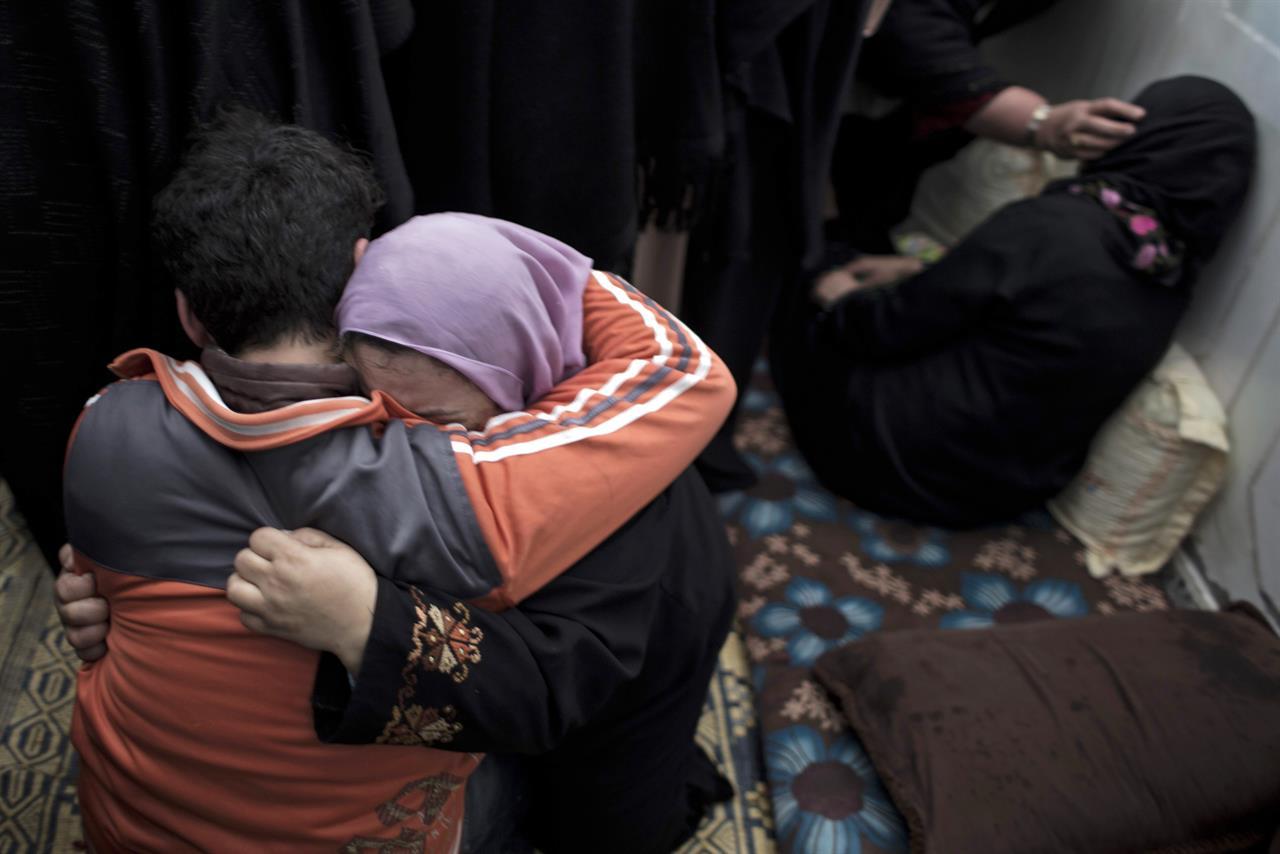 Israel arrests Palestinian suspect in teenager's killing