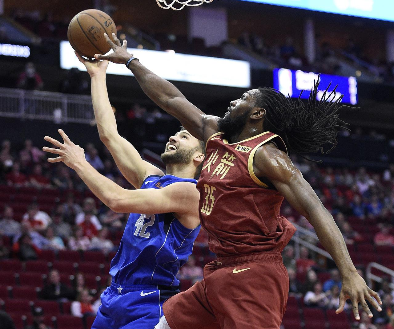 Harden Runs 30-point Streak To 30, Rockets Beat Mavs 120