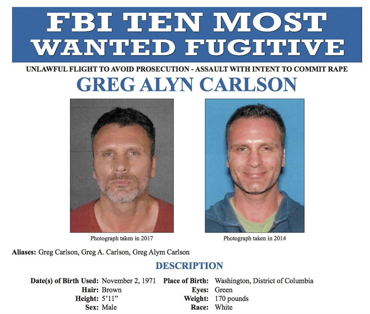 FBI: Most Wanted list suspect is believed killed by officers | The