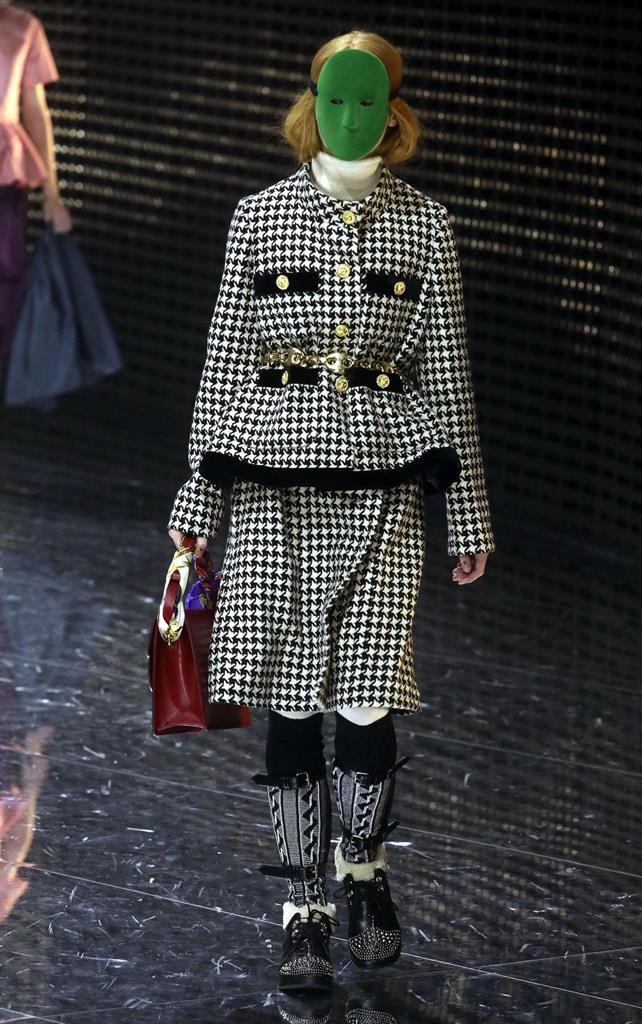 5cde7078 Gucci unmasks a harder, more masculine collection | KDOW-AM - San ...