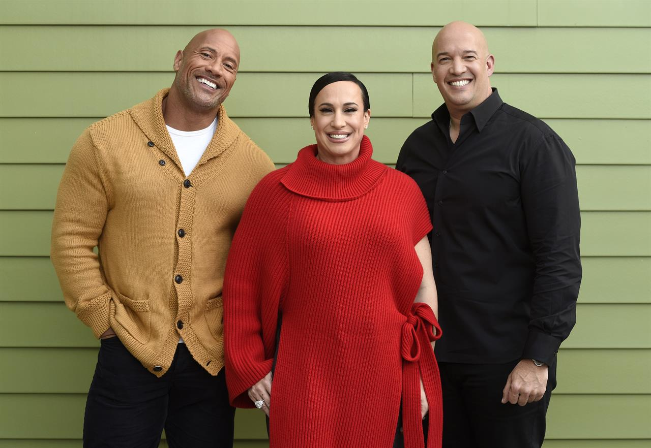 Captain HiramS February 2020 Entertainment Calendar Dwayne Johnson goes indie with 'Fighting With My Family' | AM 560