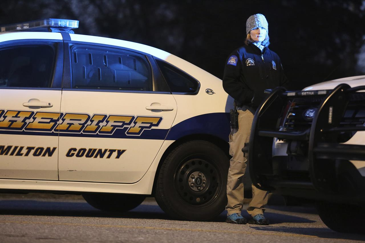 Suspect in hit-and-run death of Tennessee officer in custody