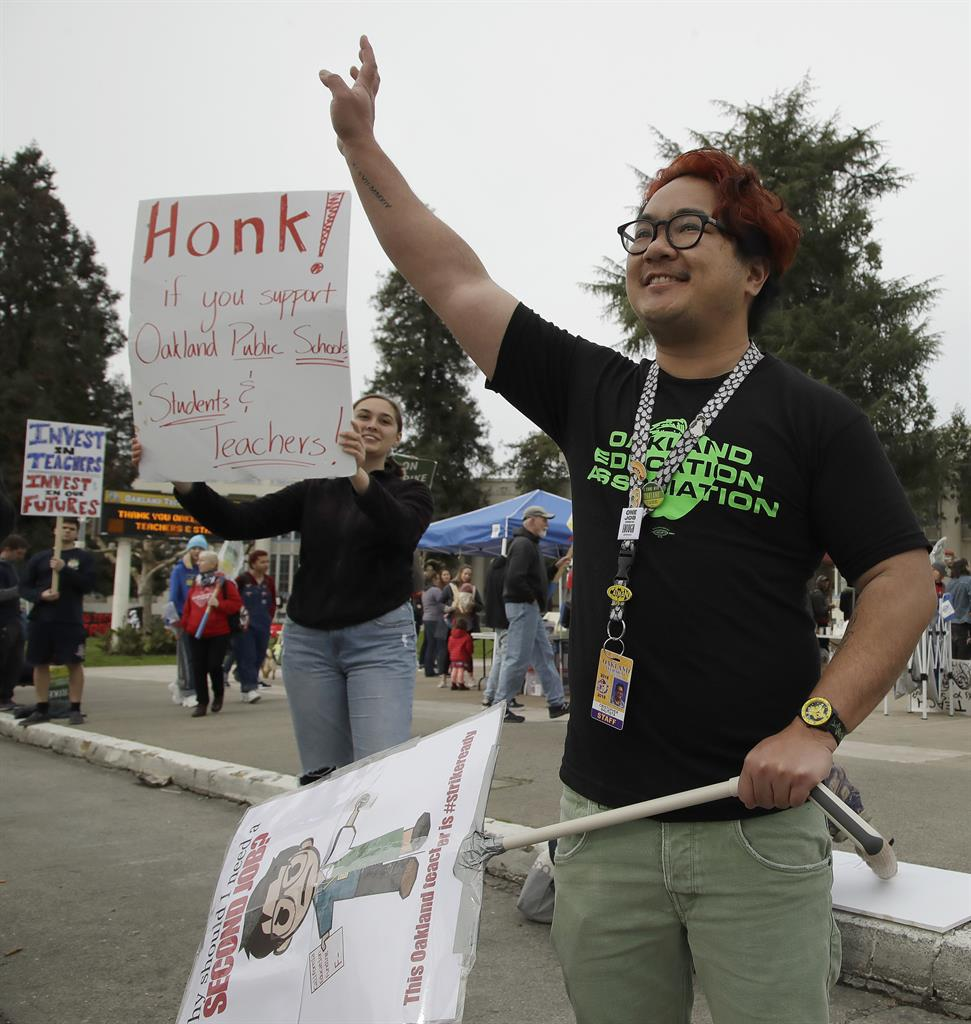 Denver Teacher Strike: Oakland Strike Highlights Housing Struggles For Teachers