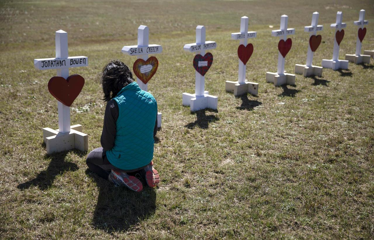 Couples, cousins, 'ordinary folks' killed by Alabama tornado