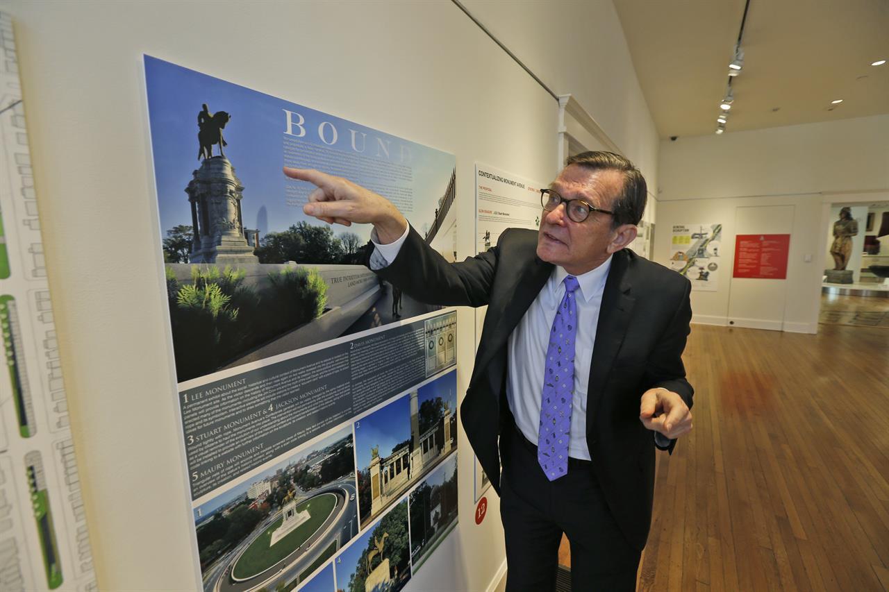 Richmond exhibit seeks to reimagine Confederate statues | AM 970 The