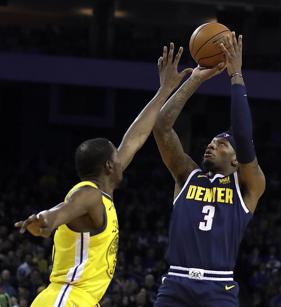 Denver News Golden: Thompson Returns With 39, Warriors Bounce Back, Beat