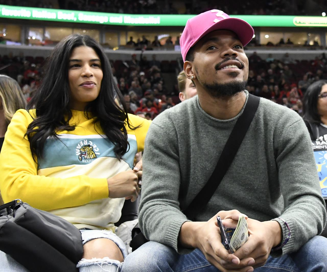 Chance the Rapper marries longtime girlfriend | KDOW-AM