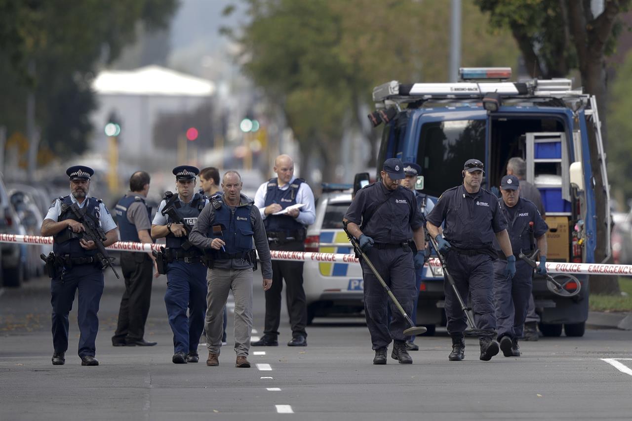 New Zealand Shooter Facebook: New Zealand Mosque Shooter Broadcast Slaughter On Facebook