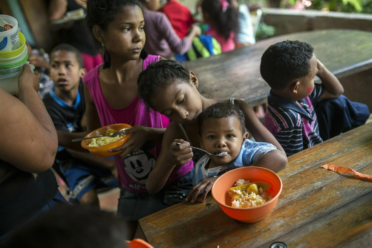 Venezuelans Find Ways To Cope With Inflation And Hunger Am