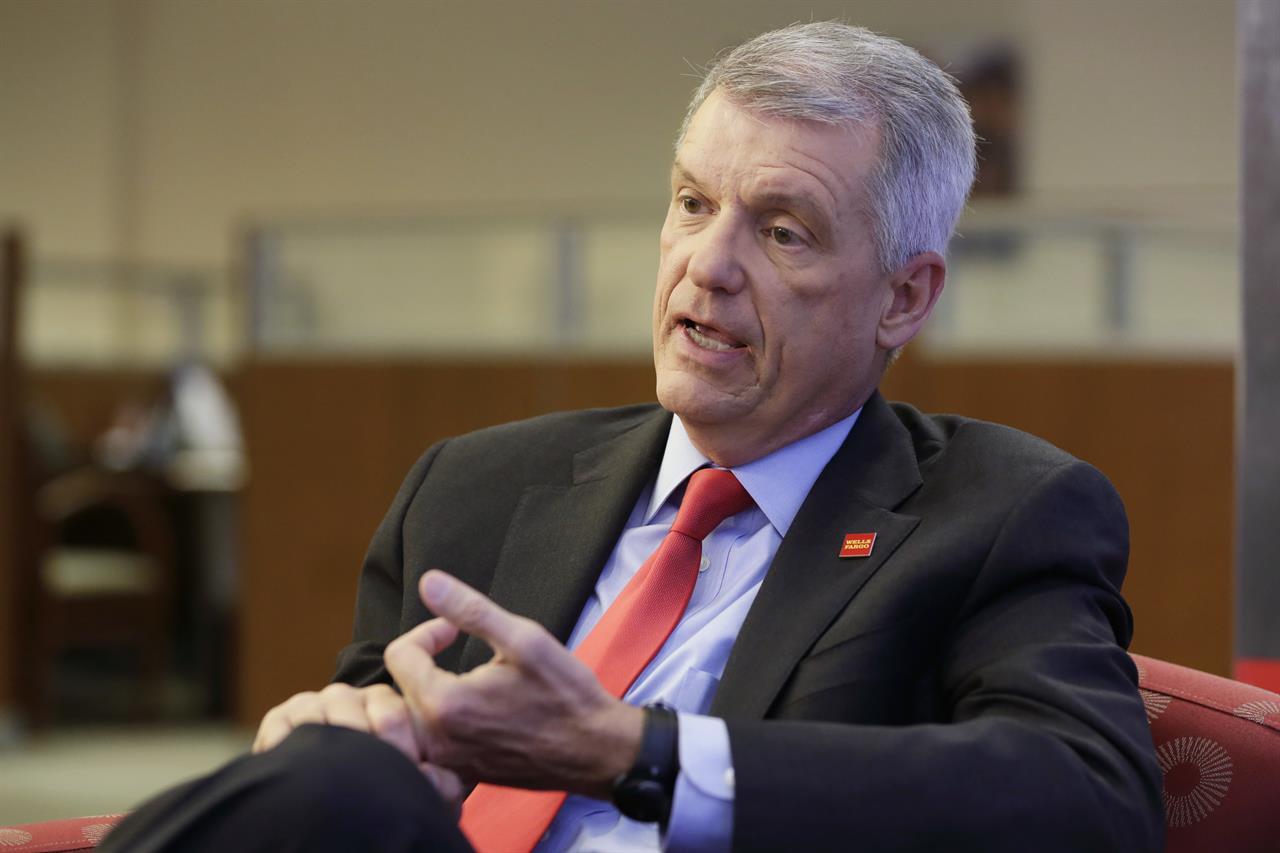 Wells Fargo CEO Sloan steps down after rocky tenure   AM 920 The