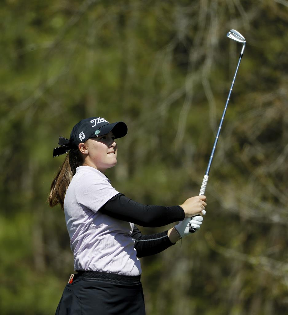 Kupcho, Campos Share Lead In Augusta Women's Amateur