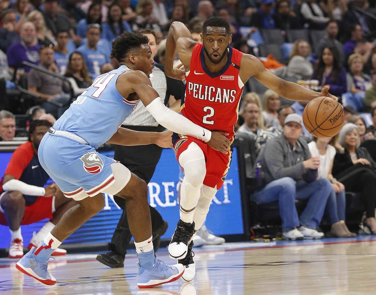 Clark, Payton help Pelicans rally past Kings 133-129 | AM
