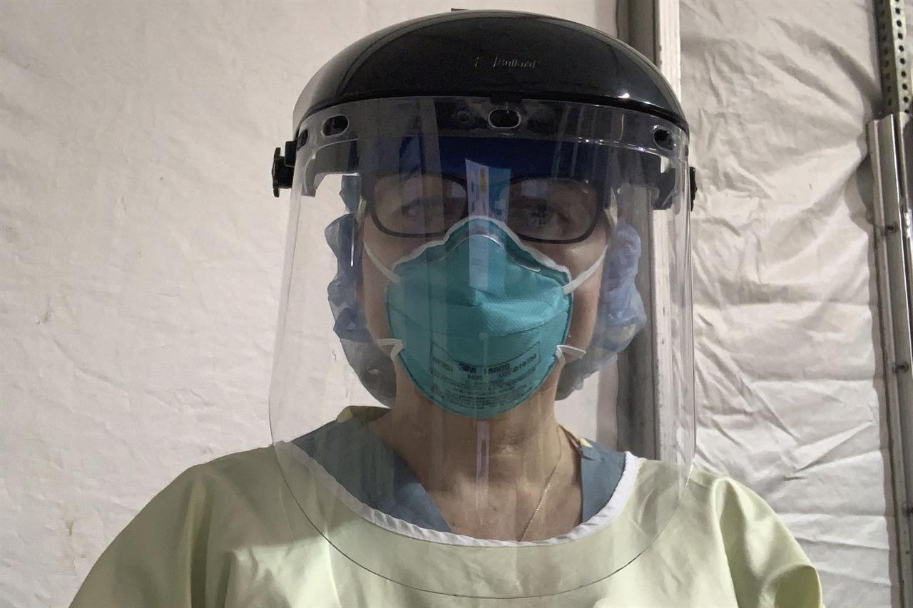 Nurses weigh their principles vs safety in virus fight
