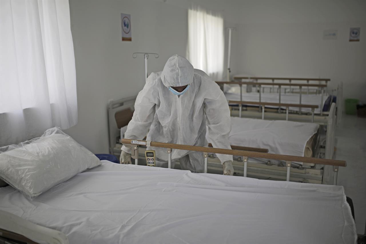 Yemen has 1st confirmed virus case, more than 10k in Israel