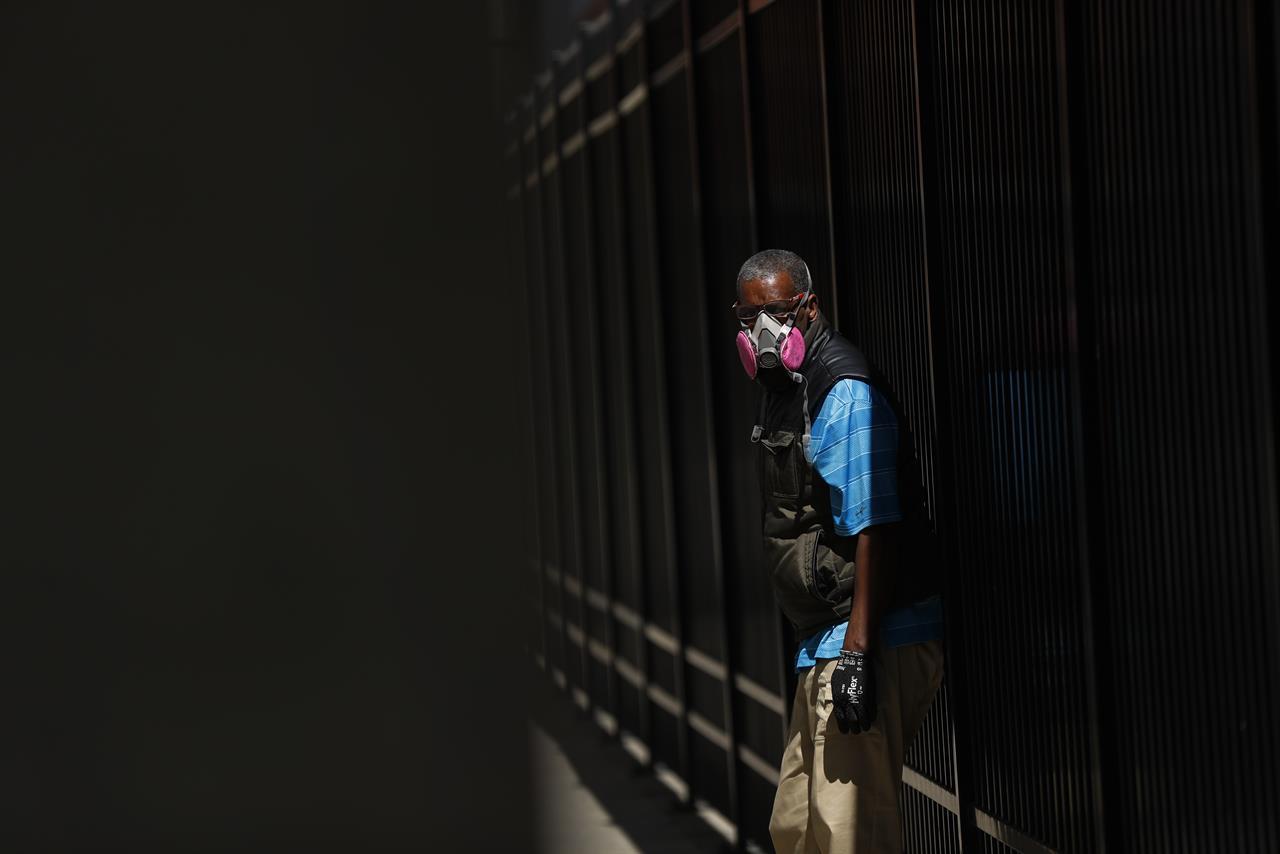 AP Week in Pictures, North America