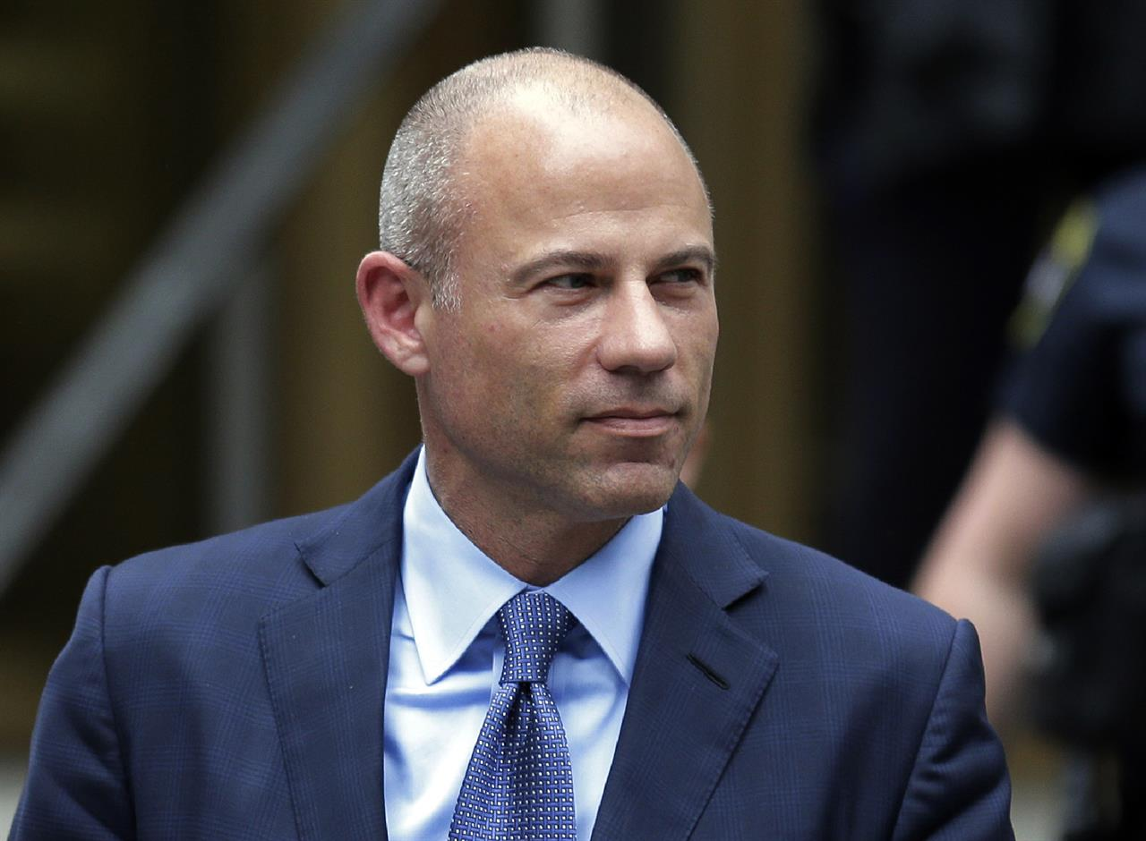 Correction: Michael-Avenatti-Charges story