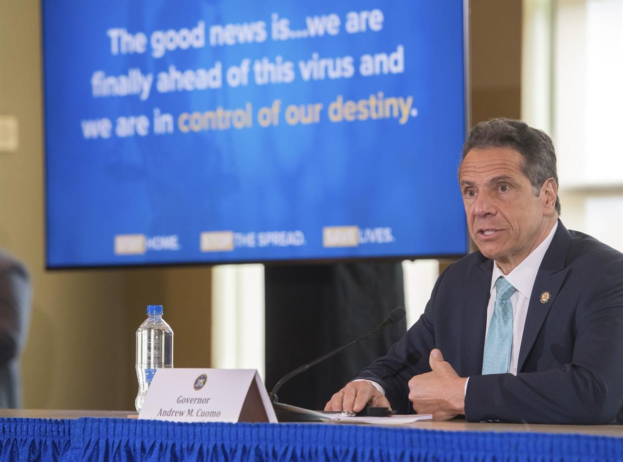 AP count: Over 4,500 virus patients sent to NY nursing homes
