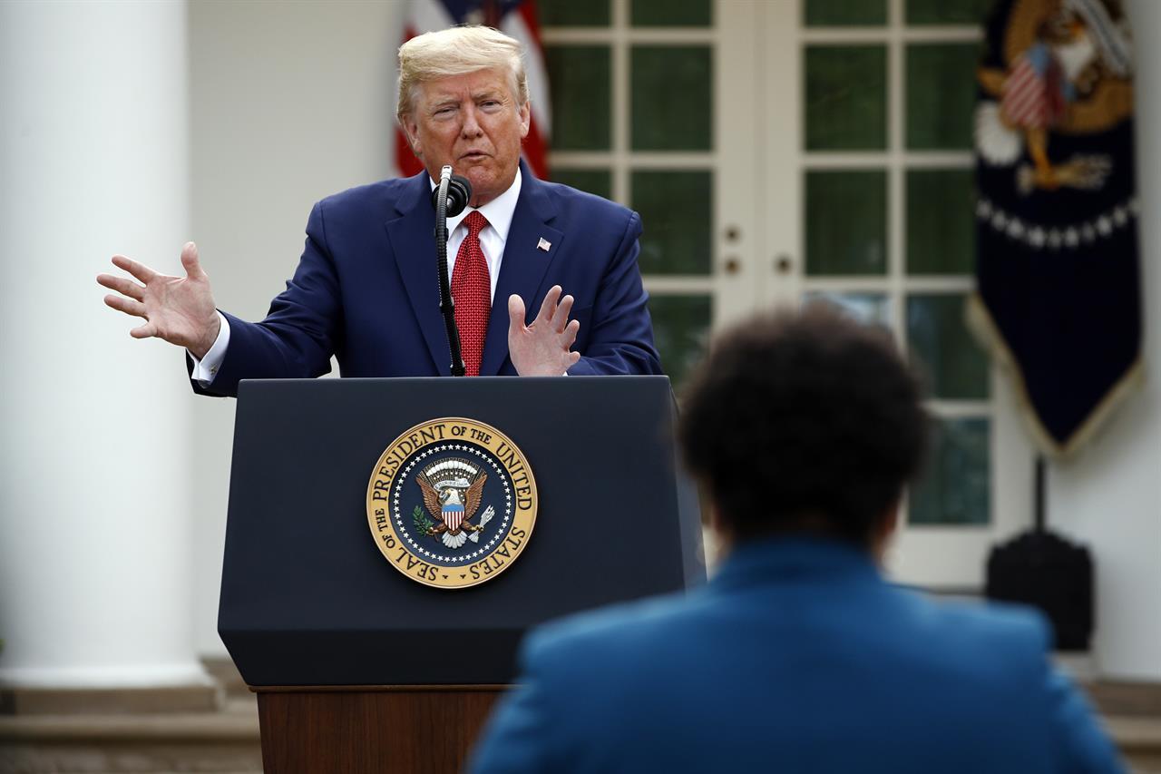 Reporters Alcindor, Collins, Jiang get under Trump's skin
