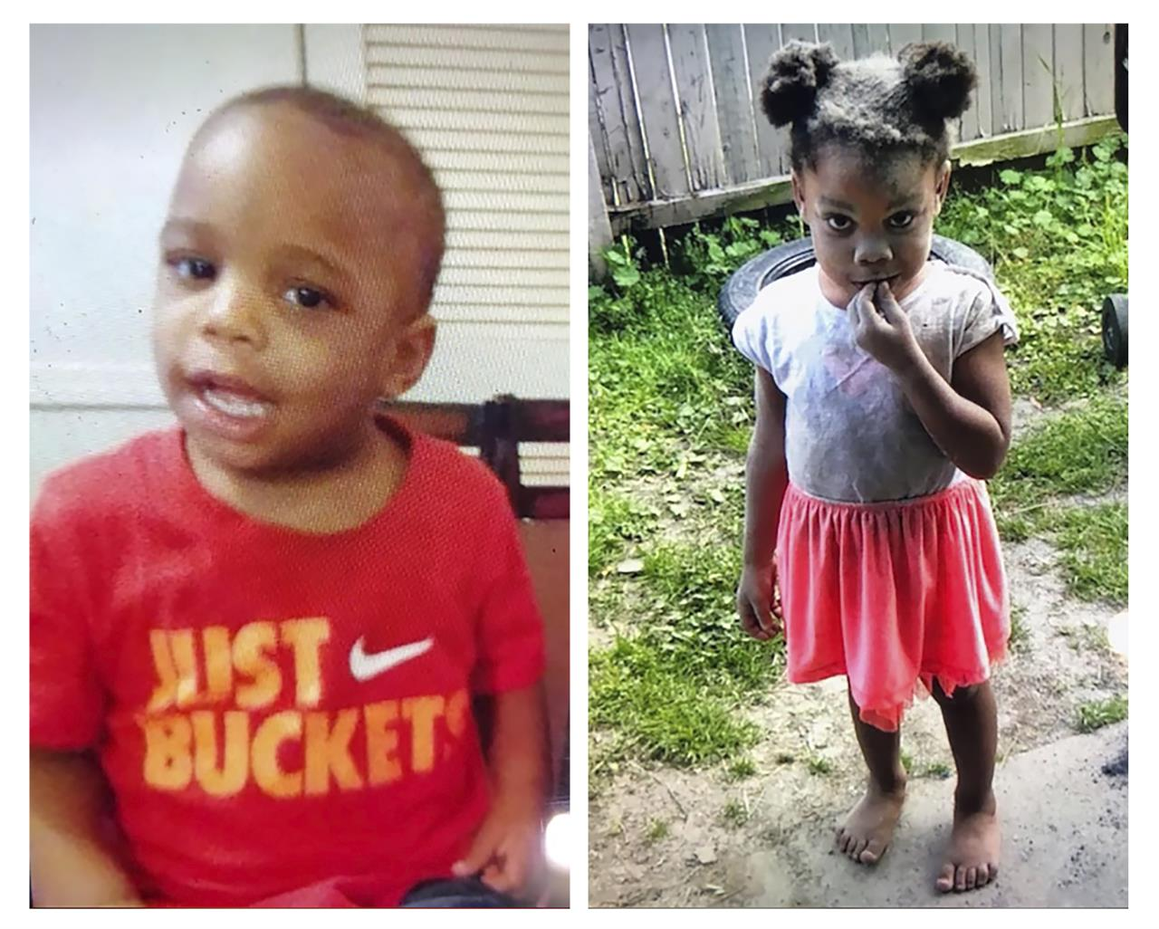 Tulsa police hunt for missing kids, 3 and 2; mother arrested