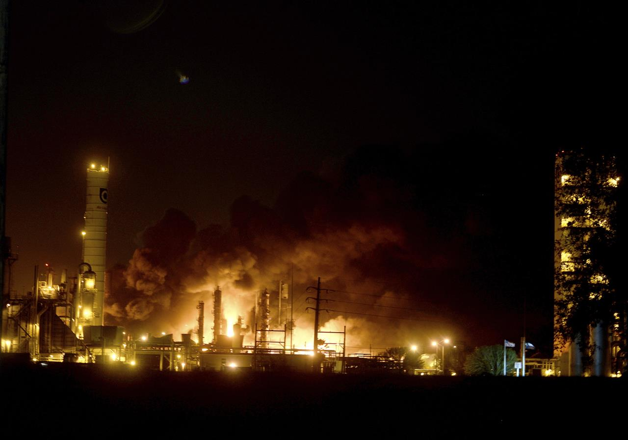 OSHA: 3 willful violations led to plant blasts in Texas