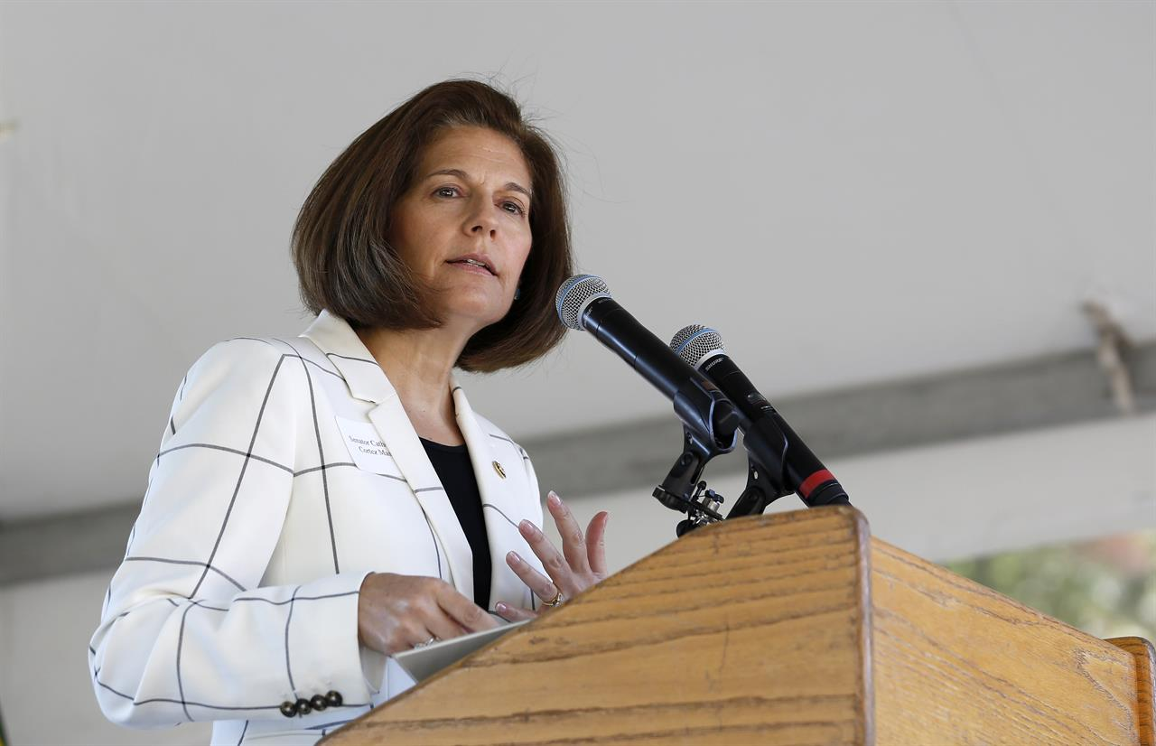 Sen. Cortez Masto withdraws name from Biden VP consideration