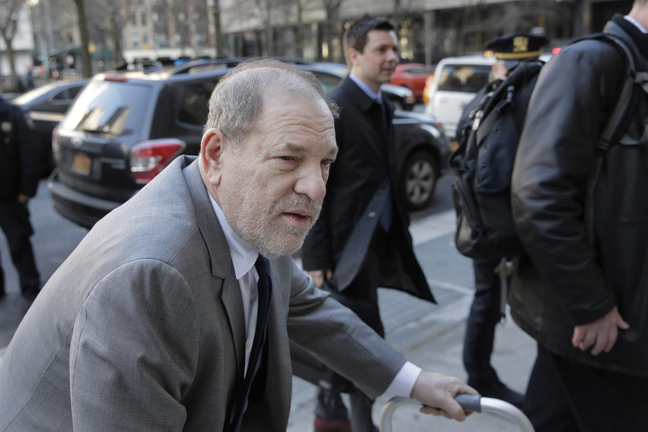 Weinstein lawyers: 'Circus' atmosphere, juror tweets unfair