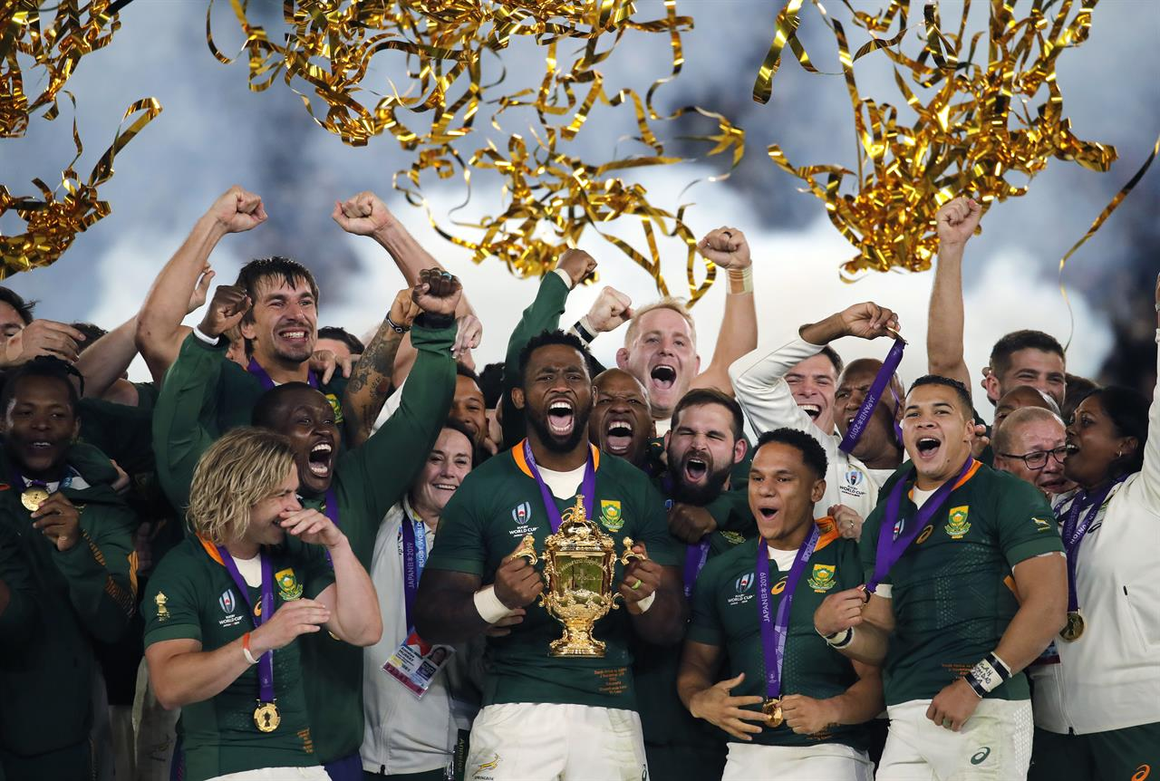No rugby for world champion as South Africa maintains ban