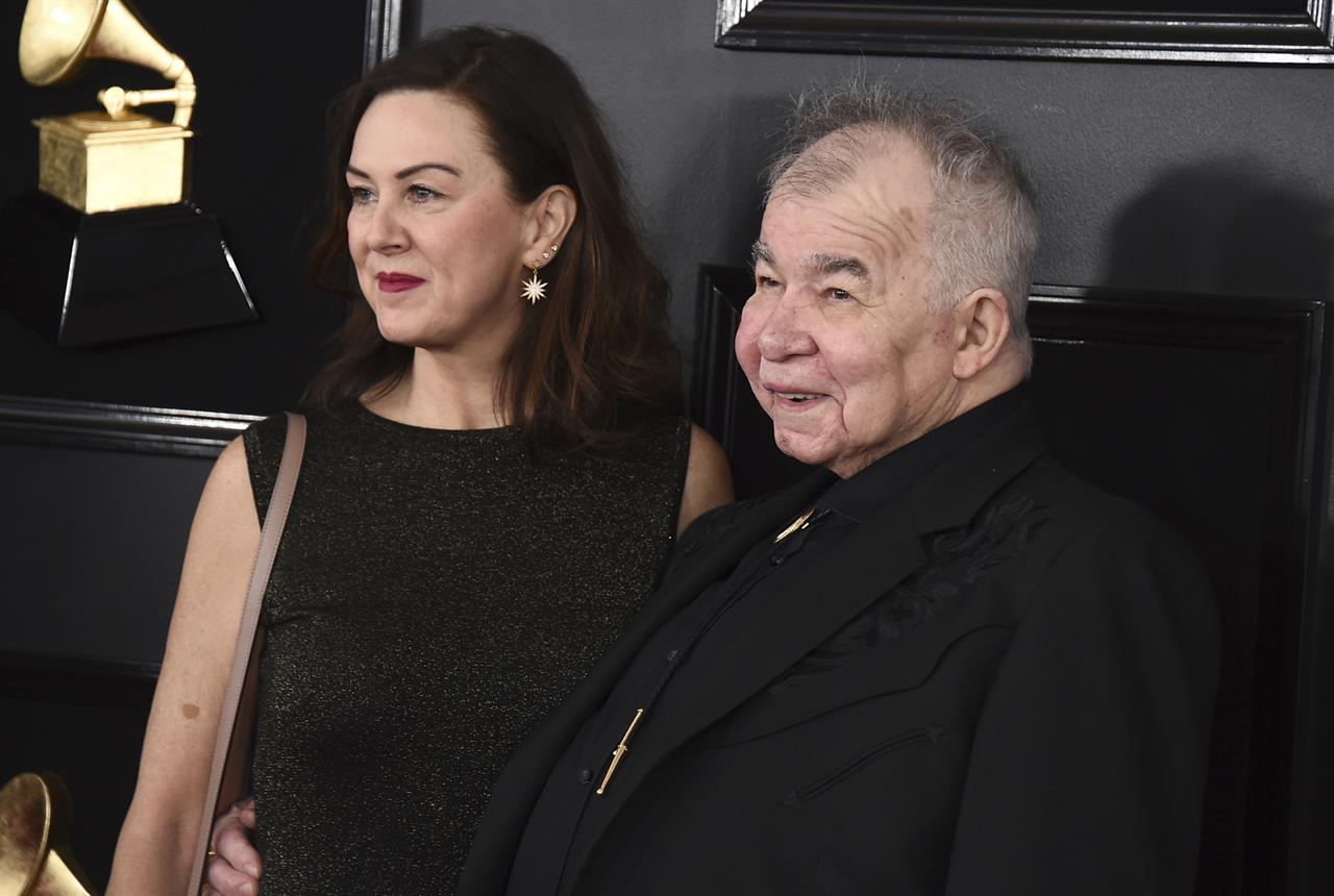 John Prine's wife urges Tennessee to expand absentee voting
