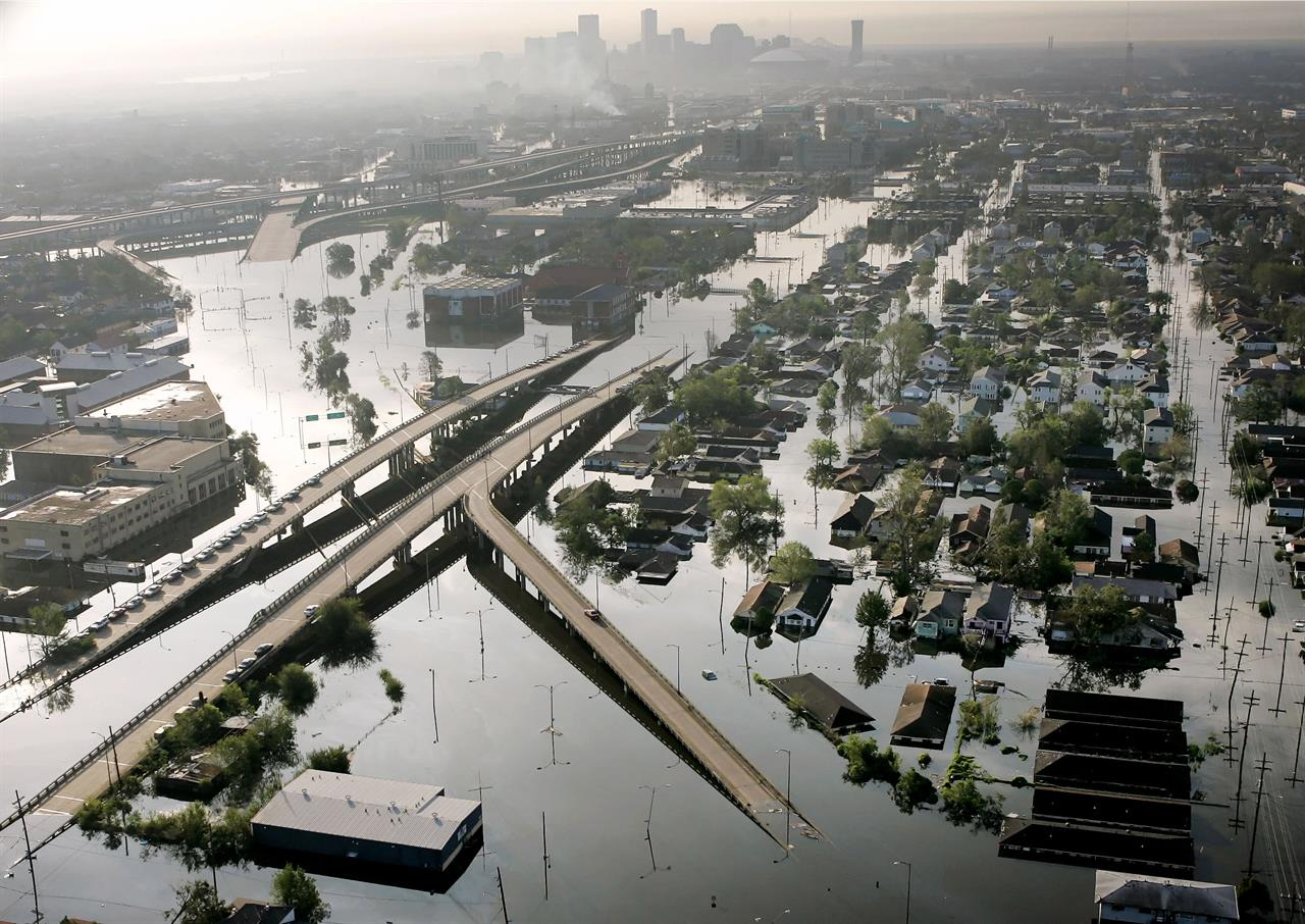 Universities, archdiocese named in lawsuit over Katrina aid