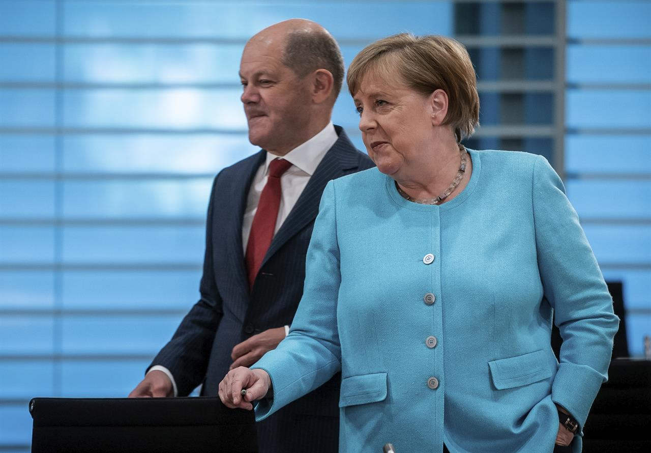 Germany agrees $146B stimulus package as Europe jobless rise