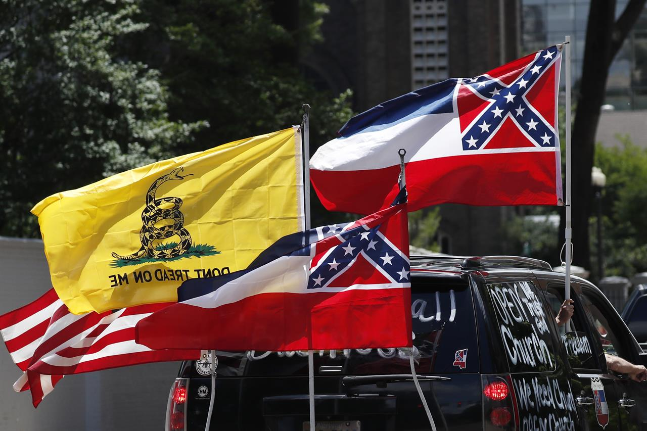 Baptists And Walmart Criticize Rebel Themed Mississippi Flag The Answer 94 5 Fm Greenville Sc