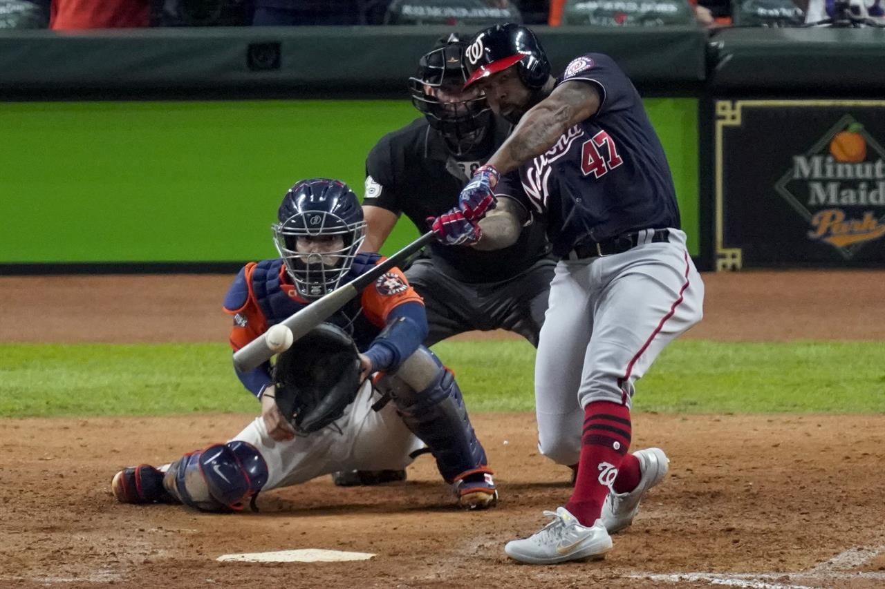 What Would Have Been: World Series rematch at MLB midpoint