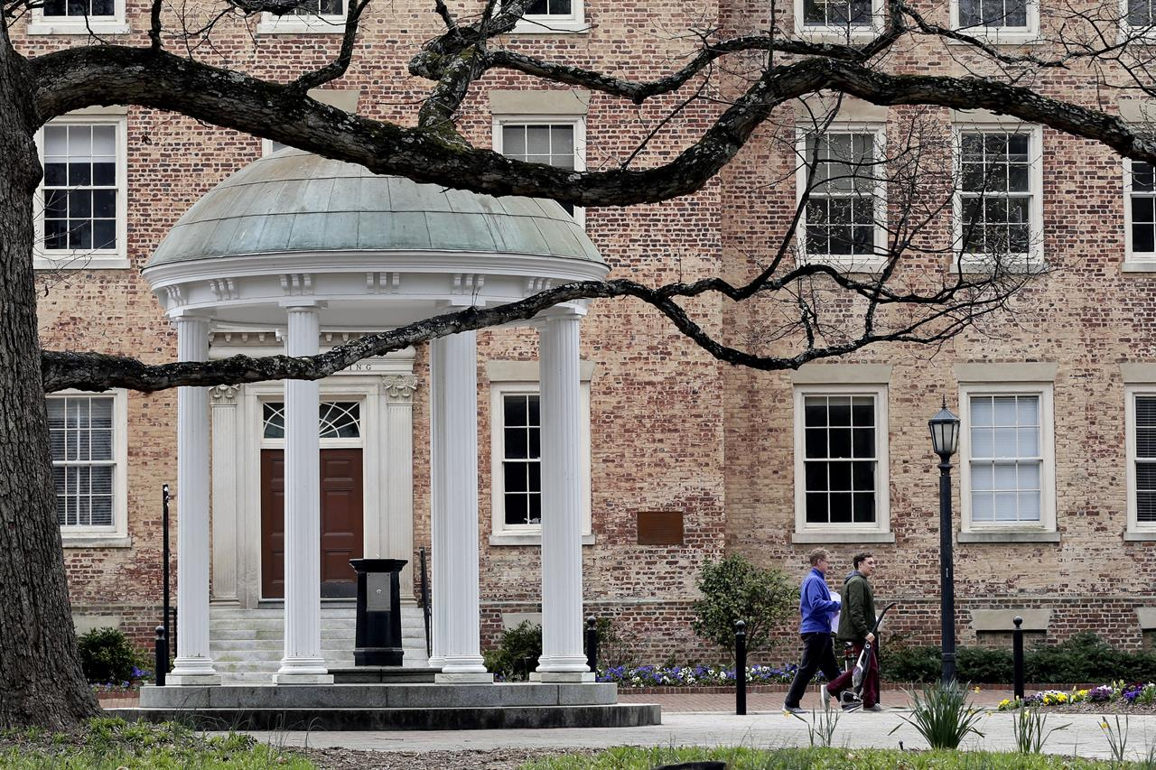 UNC fined $1.5M for inadequate campus crime reporting