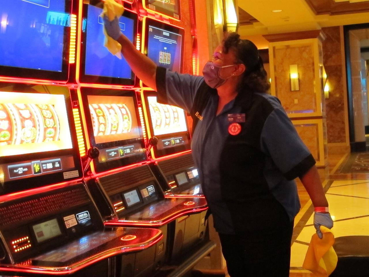 Atlantic City casinos reopen in a changed pandemic world
