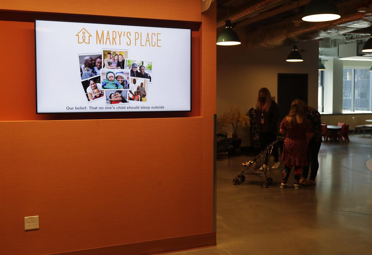 Amazon's homeless shelter faces Seattle crisis, criticism