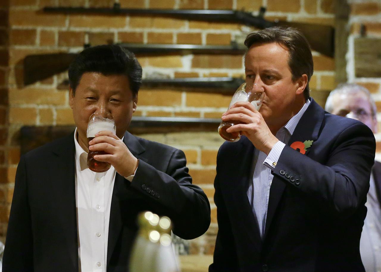 UK-China ties freeze with debate over Huawei, Hong Kong
