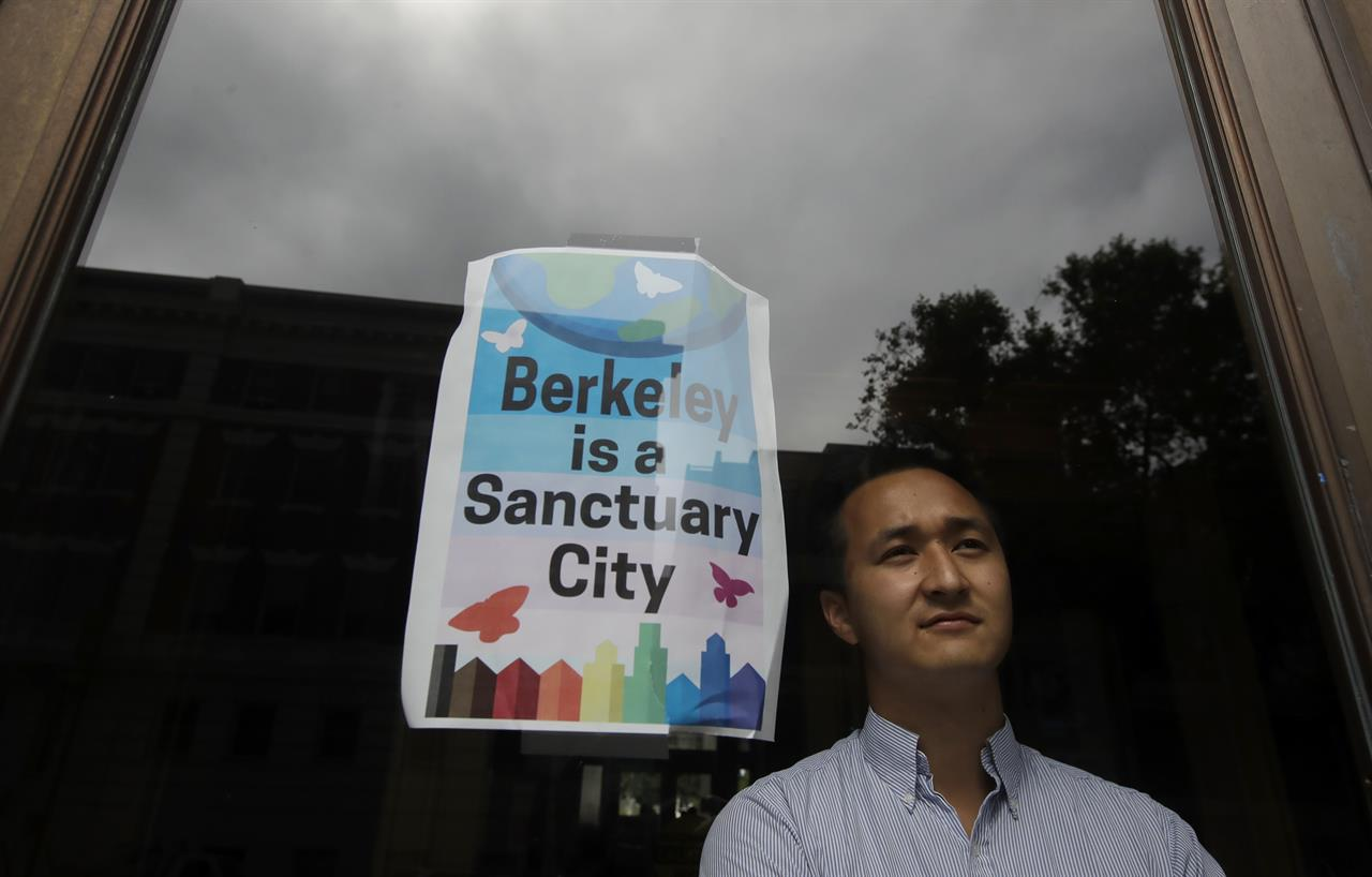 Berkeley to consider removing police from traffic stops