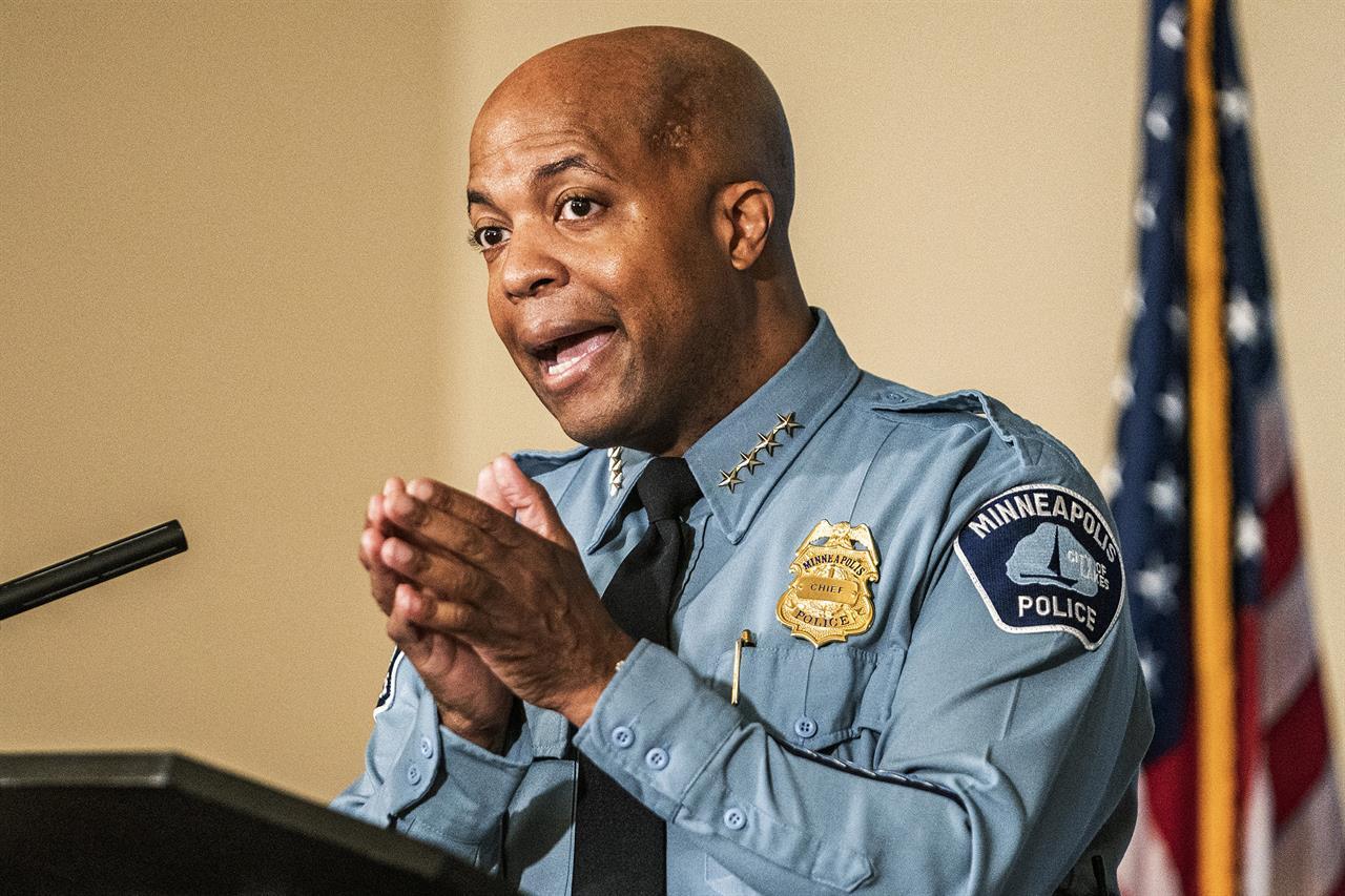 Minneapolis cops required to report de-escalation efforts