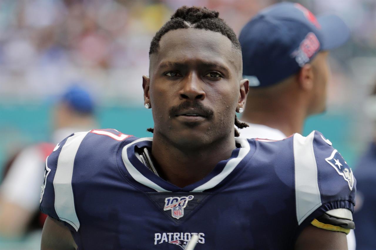Police respond to Florida home of NFL player Antonio Brown