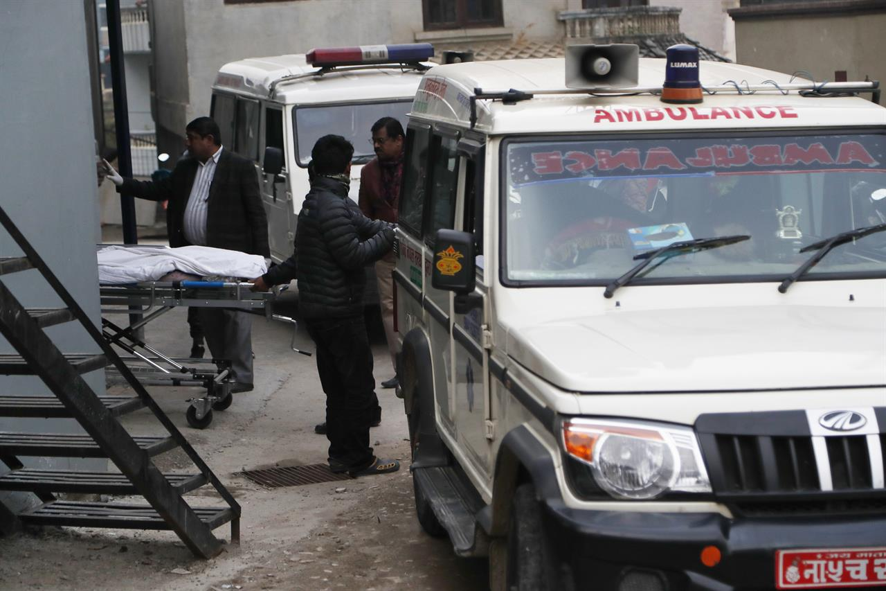 8 Indians die after falling unconscious at resort in Nepal