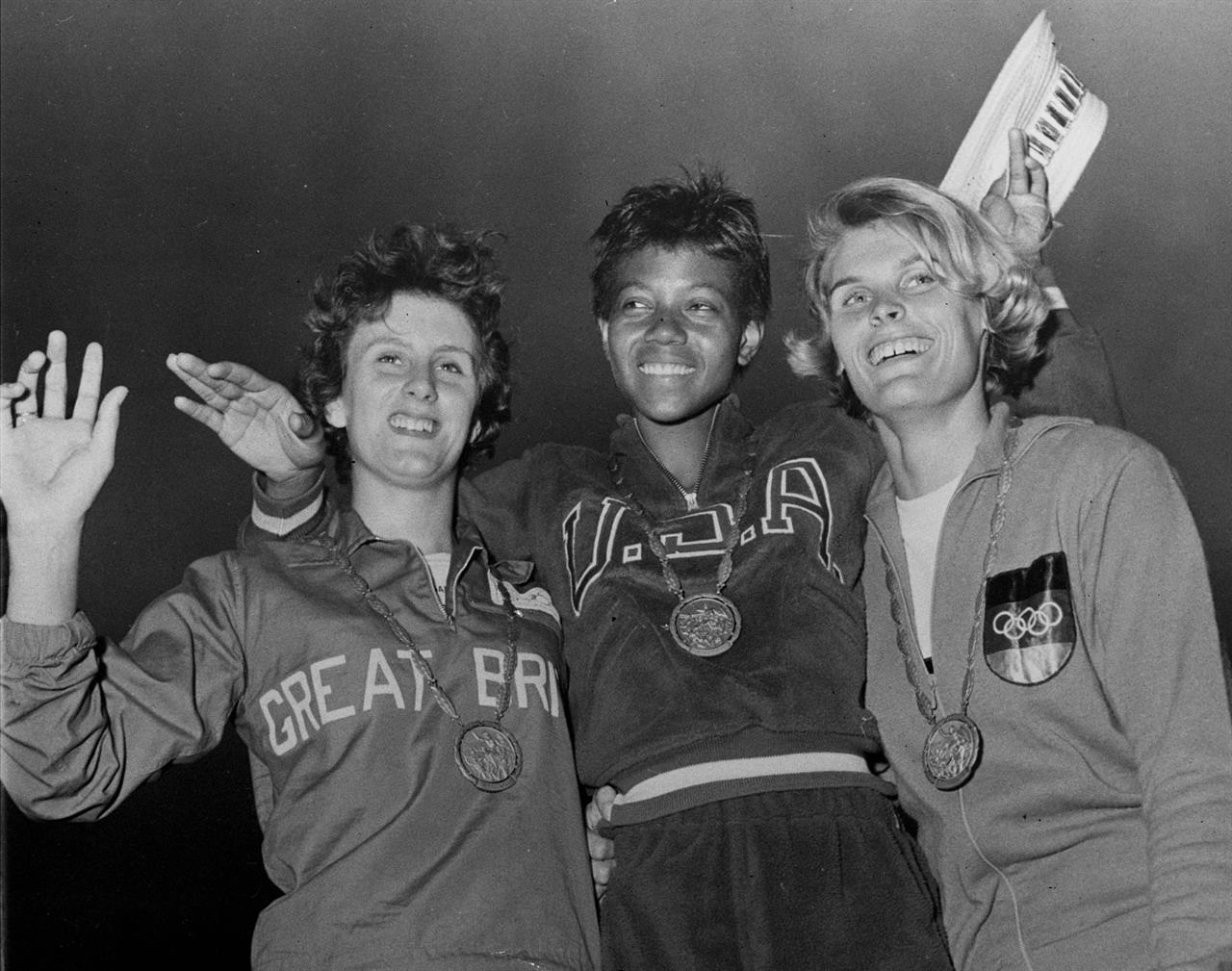 AP WAS THERE: 1960 Rome Olympics