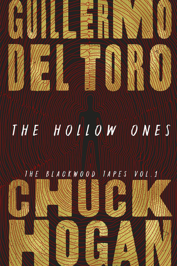 """This cover image released by Grand Central Publishing shows """"The Hollow Ones"""" by Guillermo Del Toro and Chuck Hogan. (Grand Central Publishing via AP)"""