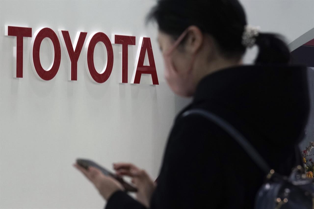 Toyota's profit plunges as pandemic halves vehicle sales