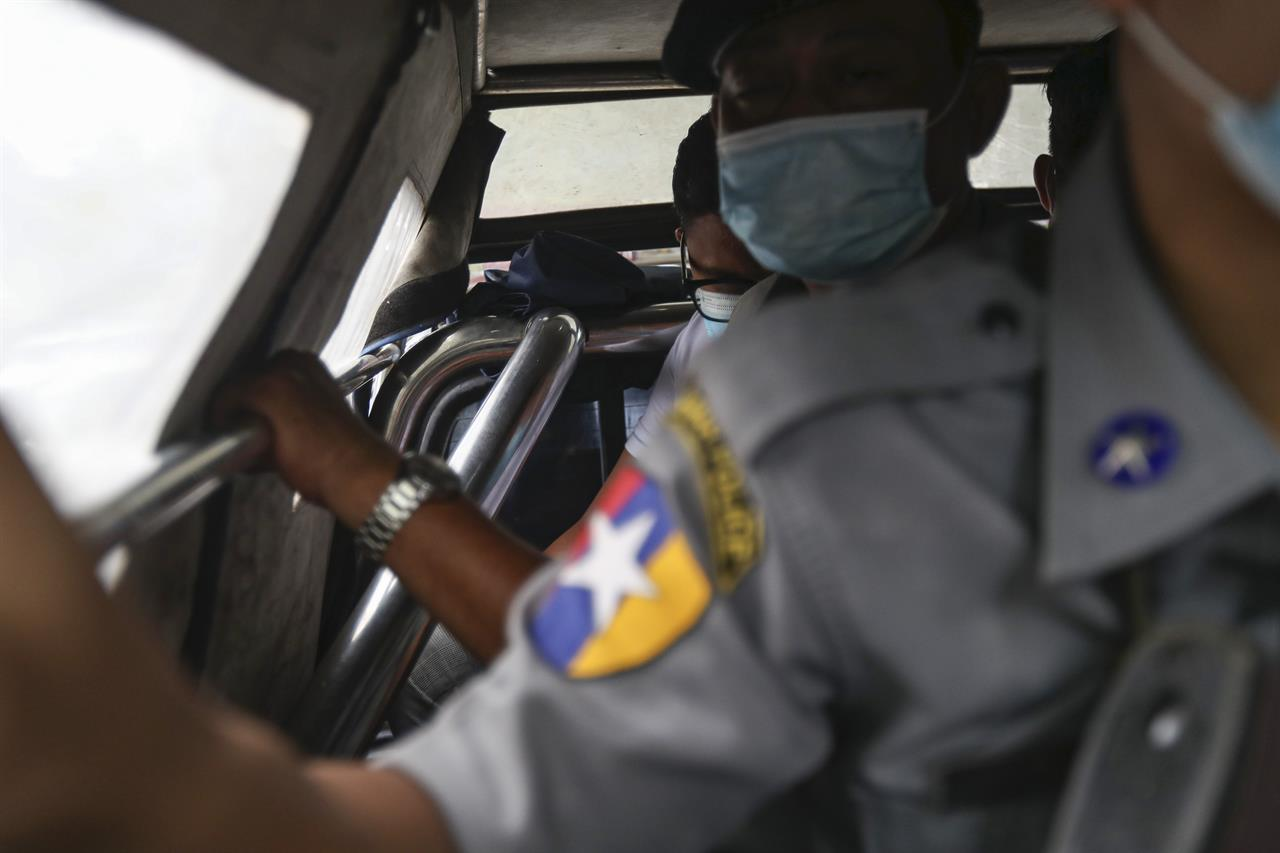 Canadian pastor guilty of defying Myanmar's coronavirus law