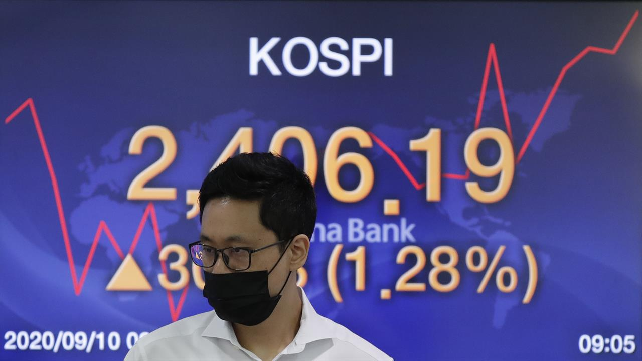 Asian shares mixed after technology fall leads US stock fall