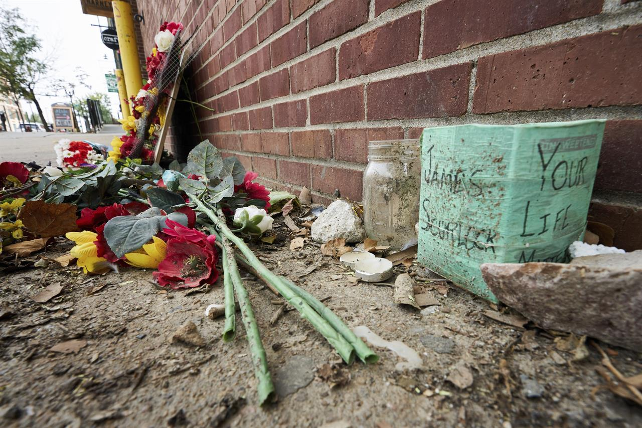 New evidence key to charges in Nebraska protester's death