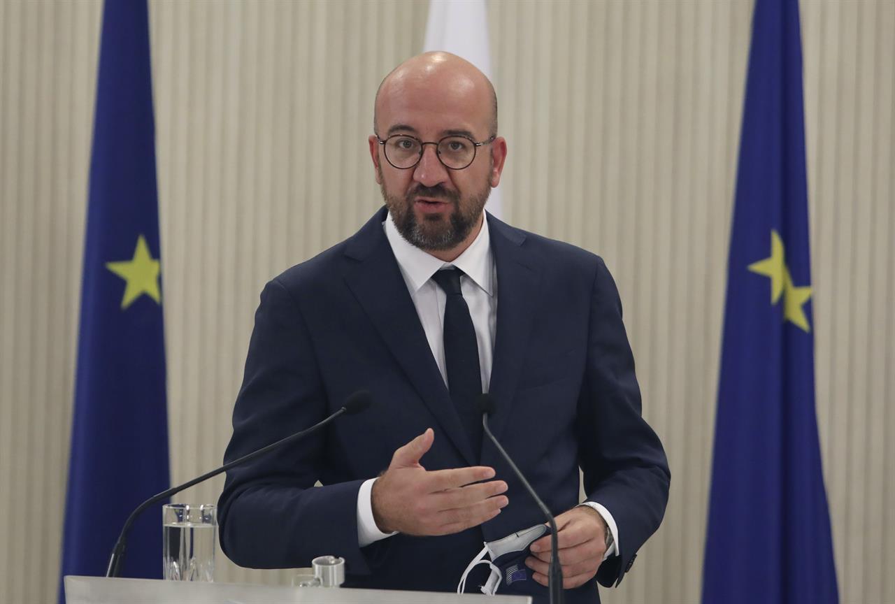 Cyprus: EU sanctions an option to halt Turkey's gas search