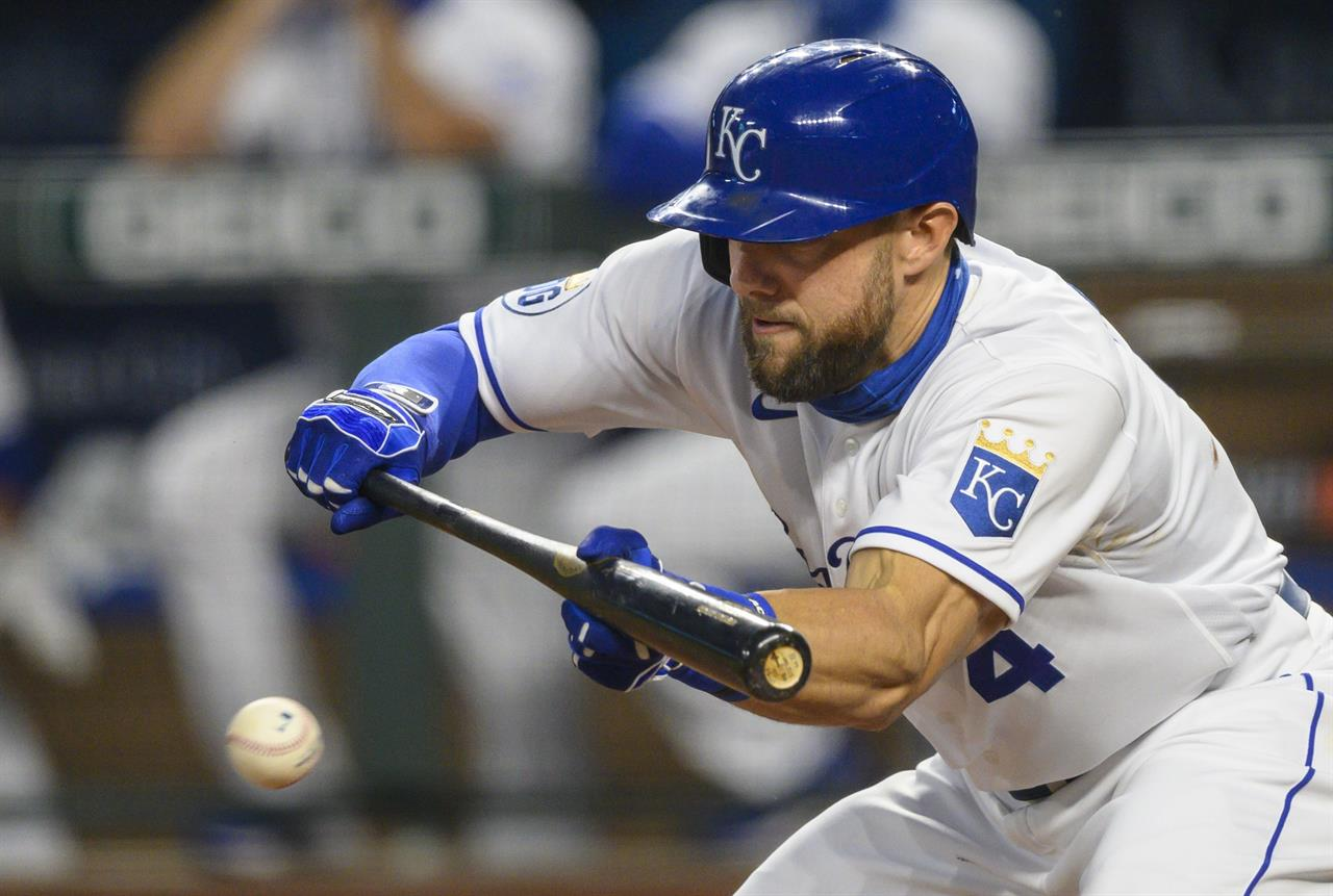 Alex Gordon retiring after playing entire career with Royals